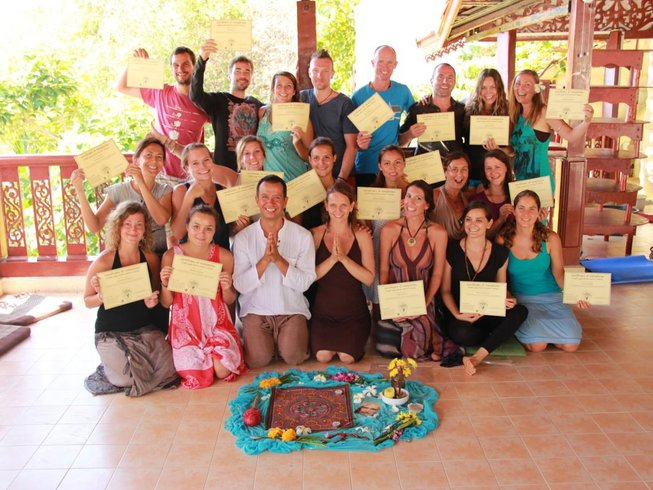 44 Days 280hr Level 1 Foundation Course in Thailand