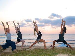 7 Tage Ernährung und Yoga Retreat auf Bali, Indonesien