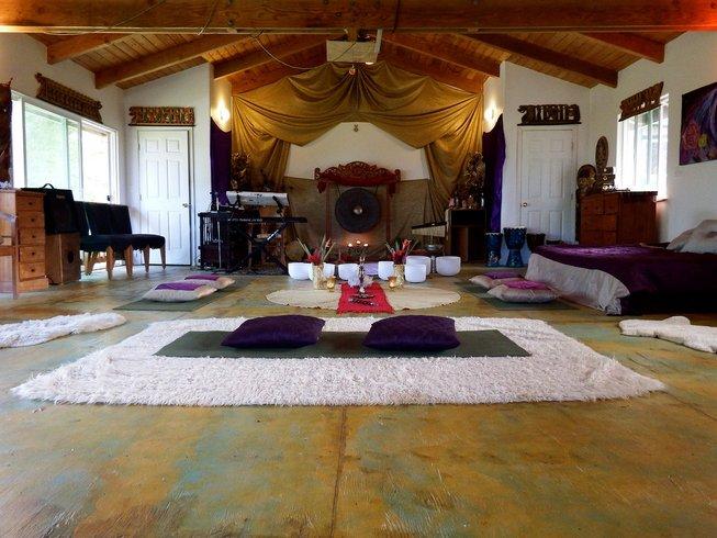 6 Tage Klangheilung, Verjüngung und Yoga Urlaub Hawaii