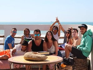 7 Days Beginner Kitesurf Surf Camp Morocco