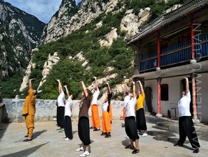 15 Days Traditional Shaolin Kung Fu Training in China
