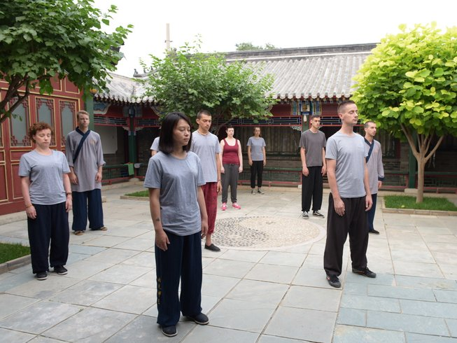 2 Weeks International Kung Fu Summer Camp in China