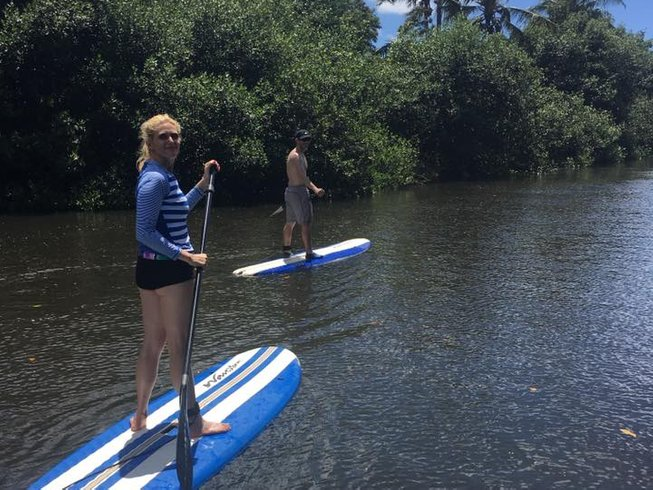 5 Days Stand-Up Paddle Boarding and Surf Camp Hawaii
