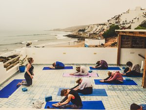 25 Days 200 Hour Vinyasa Flow & Yin Yoga Teacher Training in Taghazout, Morocco