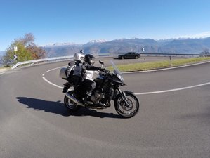 2 Day Motorcycle Holiday in Province of Bolzano, South Tyrol