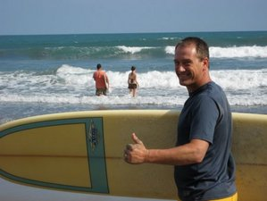 28-Daagse Surf en Yoga Retraite in Costa Rica