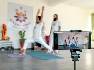 300-Hour Online (Live+Self-Paced) Yoga TTC with Hatha, Ashtanga, Therapeutic & Kundalini Yoga