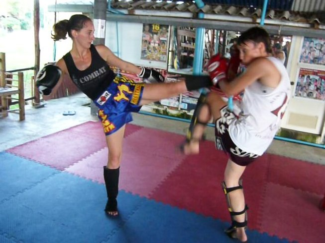 2 Months KYN Muay Thai Gym Training in Thailand