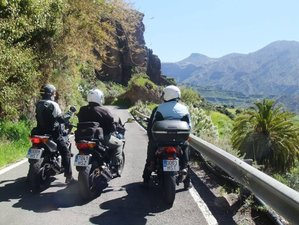 5 Days Ideal Mini Weekend Getaway and Motorcycle Tour in Gran Canaria, Spain