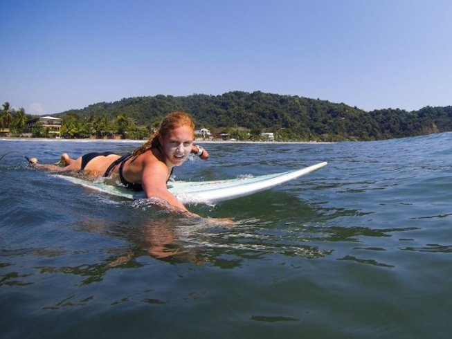7 Days Costa Rica Surf Camp and Photography
