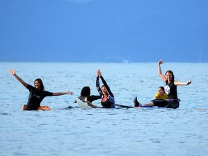 4 Days Surf and Yoga Holiday in Bali, Nusa Lembongan, Indonesia