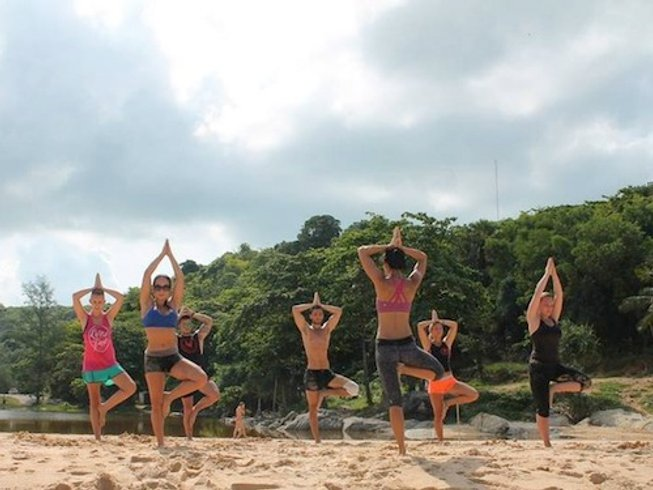 14 Days Fitness and Yoga Retreat in Thailand
