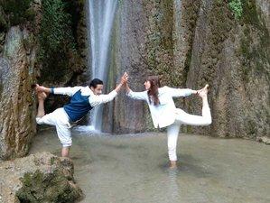 28 Days 200-Hour Yoga Teacher Training Program in Rishikesh, India