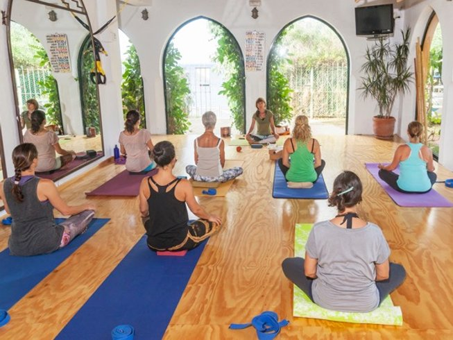 3 Days Andalusia Meditation and Yoga Retreat in Spain