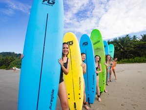 8 Day Pura Vida Surf Camp in Santa Teresa, Puntarenas