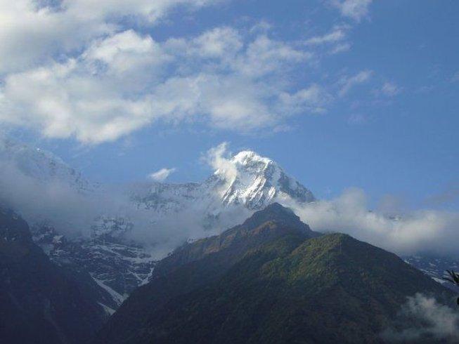 10 Tage Poon Hill Trekking und Yoga Retreat in der Annapurna Region, Nepal