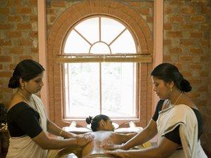 14 Days Panchakarma & Yoga Therapy Retreat in India