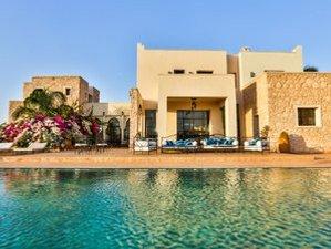 5 Day Luxury Yoga, Massages, Detox, Wellness and Aquagym Holiday in Essaouira, Marrakesh