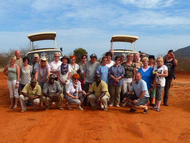 4 Days Amboseli and Tsavo Safari in Kenya