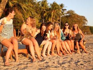 7 Day Yoga and Surf Camp in Santa Teresa, Puntarenas