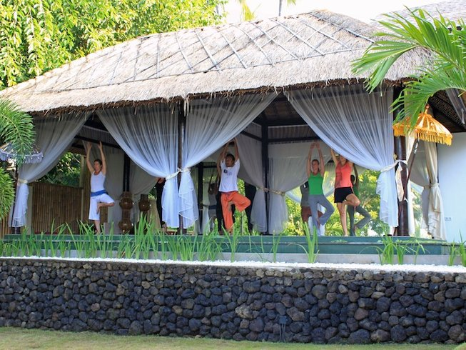 4 Days Yoga and Detox Holiday in Bali
