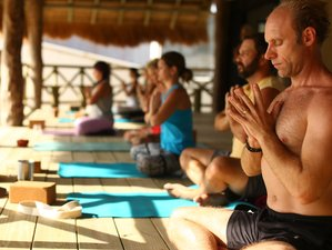 5 Day Land to Connect Yoga and Meditation Retreat in Riviera Maya, Quintana Roo