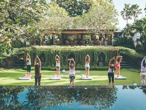 7 Days Luxury Bucket List and Yoga Holiday in Canggu, Bali