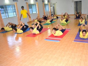 8 Weeks 500 Hours Ashtanga Yoga Teacher Training in Mysore, India