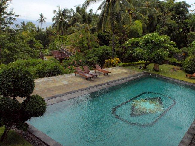 30-Daagse 200-urige Elementen Yoga en Zwangerschapsyoga Docentenopleiding in Bali, Indonesië