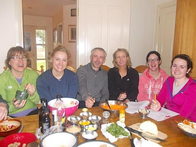 3 Days Cooking and Yoga Retreat in Ireland