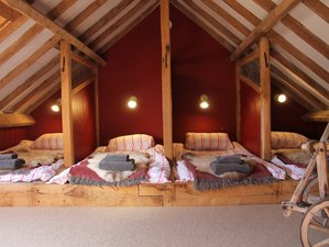 3 Day Lush Eco-Farm Stay Meditation and Yoga Holiday in Lymington, Hampshire