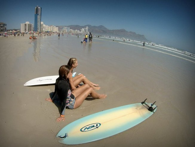 7 Days Pilates and Surf Camp in South Africa