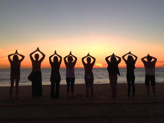 13 días profesorado de yoga de 200 horas para mujeres en Todos Santos, México
