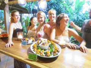 15 Day Raw Food Chef Certification Training Course in Ubud, the Heart of  Ubud, Bali