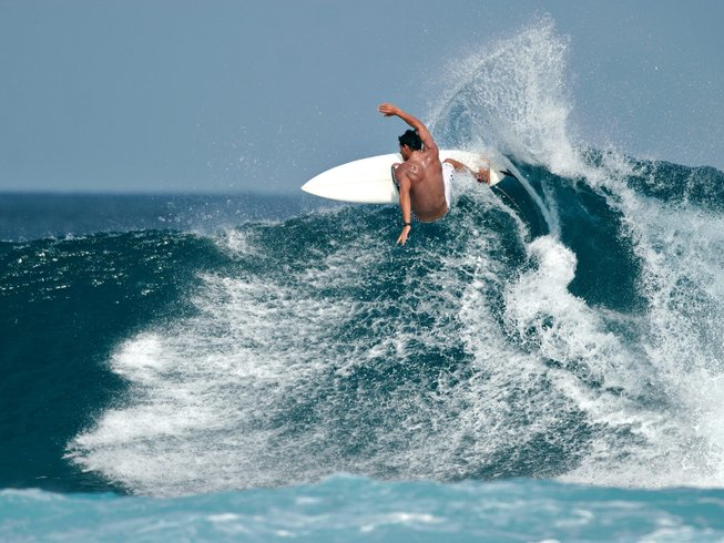 7 Days CrossFit and Surf Camp in Playa Hermosa, Puntarenas Province, Costa Rica