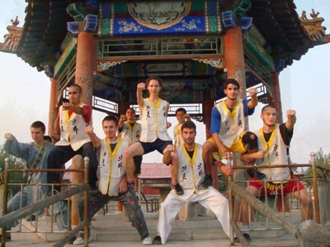 1 Month Shaolin Kung Fu in Qufu City, Shandong, China