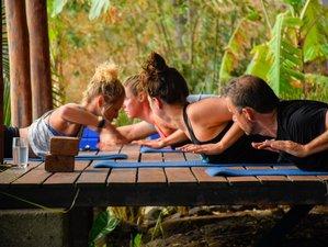5 Days Healthy New Year's Break Yoga Holiday in Laguna de Apoyo, Nicaragua