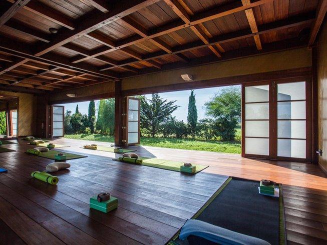 4 Days Yoga Retreat in Ibiza