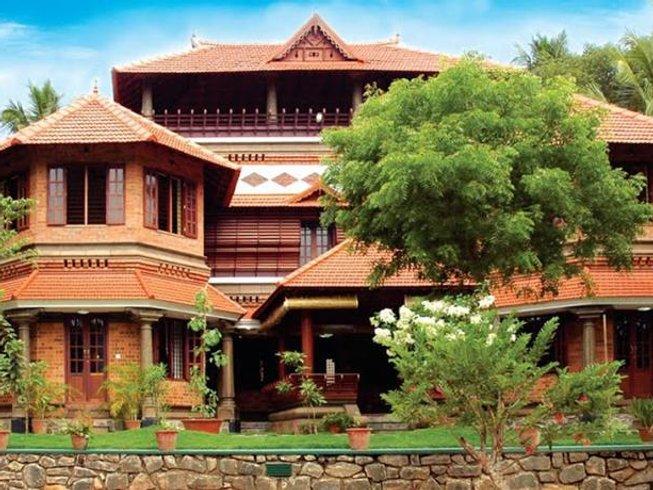 8 Days Rejuvenating Ayurveda and Yoga Retreat in Kerala, India