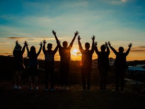 8-Daagse Yoga Vakantie voor Actieve Twintigers en Dertigers in de Ardennen, België