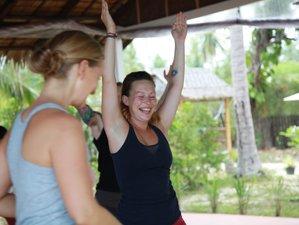 28 Tage 200-Stunden Yogalehrer Ausbildung im Futurehippie auf Ko Samui, Surat Thani