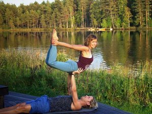 3 Days Acroyoga Bliss Weekend Retreat in Sweden