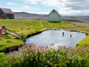 6 Day The Land of Fire and Ice Yoga Holiday in Akureyri