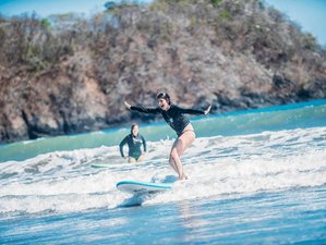 11 Day Surf Lessons Package in Playa Venao, Los Santos, Panama