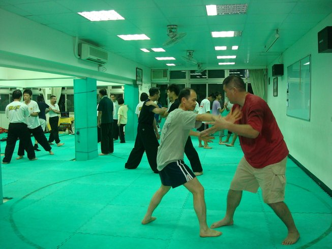 5 Days Taichi Chuan, Push Hand and Vacation in Taipei