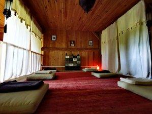 3 jours en week-end de huit pratiques de yoga, bien-être, alimentation saine à Lautenbach, Alsace