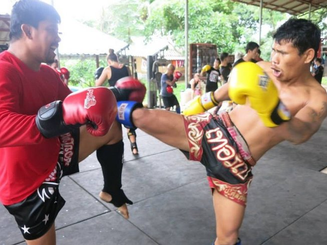 3 Months All-inclusive Muay Thai Training in Thailand