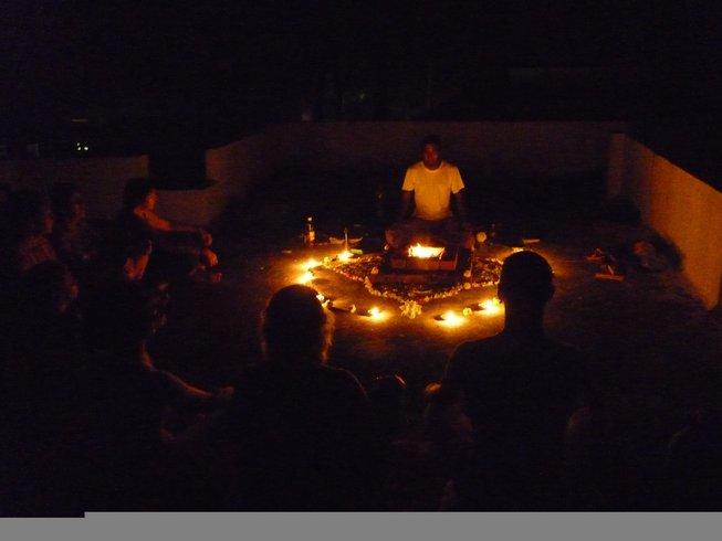27-Daagse 200-urige Yoga Docentenopleiding in Kerala, India