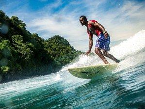 6 Day Surf Camp in El Amargal Natural Reserve
