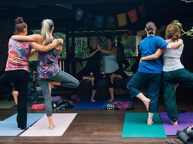 3 Days Yoga Weekend Escape in Queensland, Australia